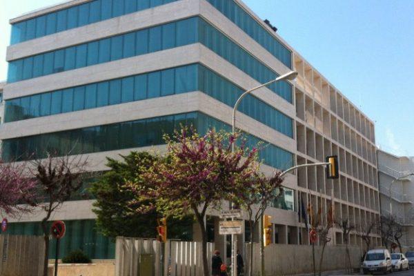 foto edifici Consell Insular