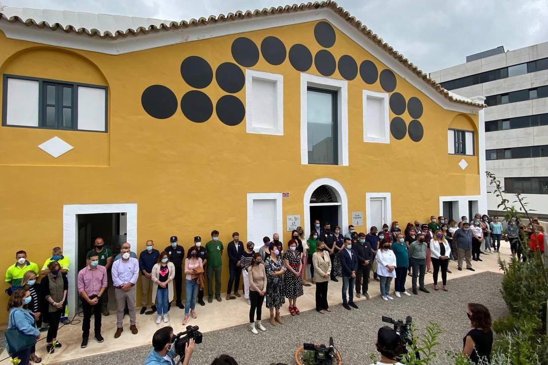 Minut de silenci a Eivissa (1)